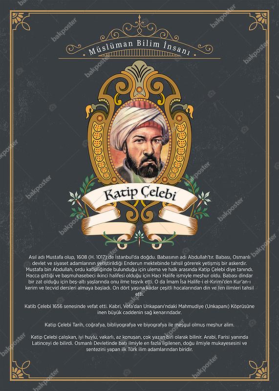 Müslüman Bilim Adamları Katip Çelebi